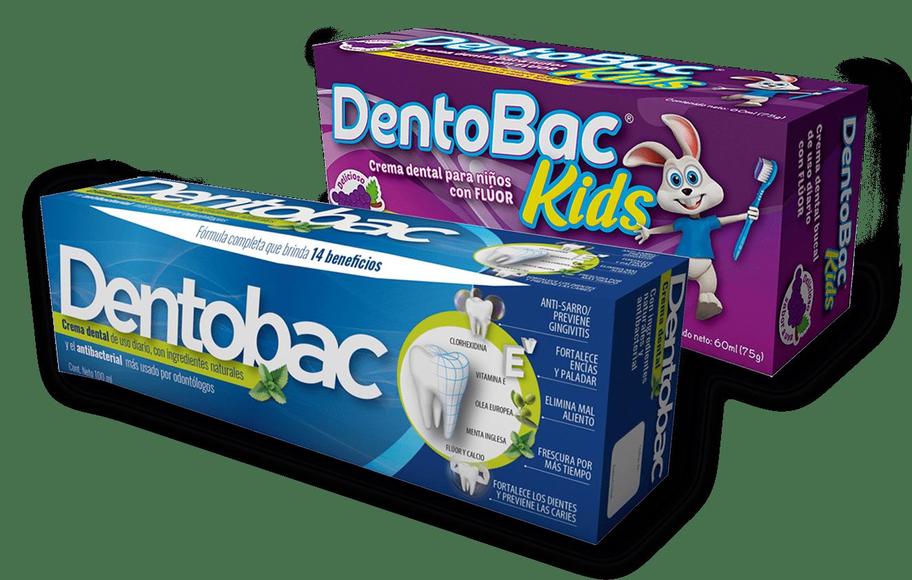 Dentobac Adultos/Niños